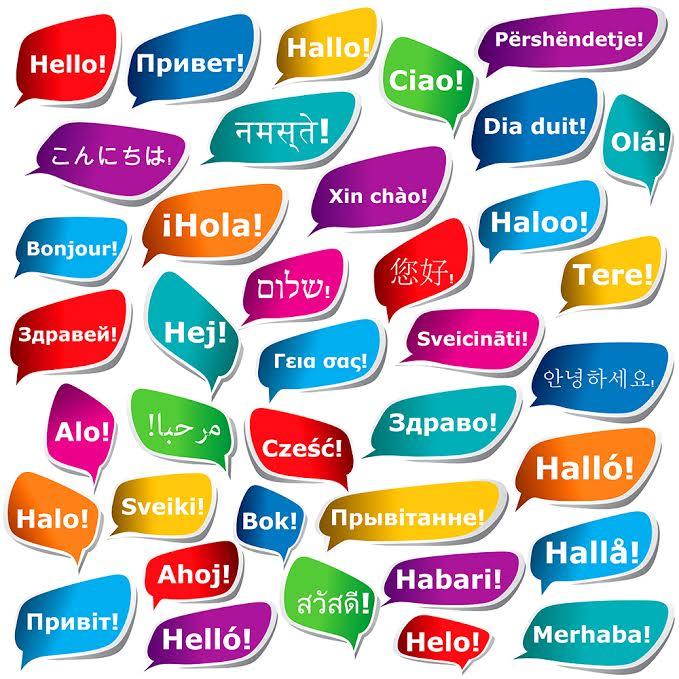 המילה שלום בהמון שפות